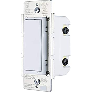 Honeywell Z-Wave Plus On/Off Smart Light Switch, in-Wall ...
