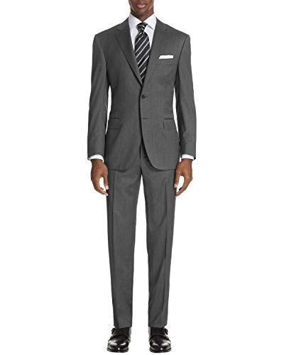 Hart Schaffner Marx Mens York Classic Fit Check Wool for sale  Delivered anywhere in USA