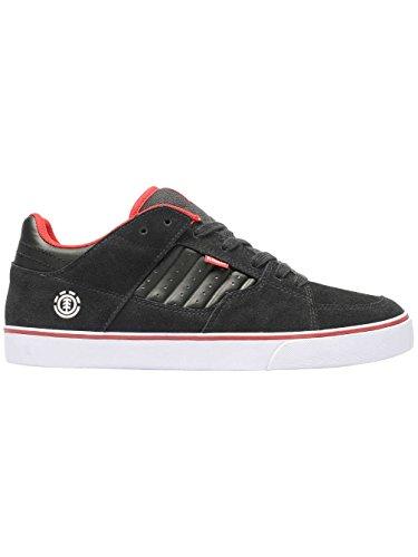 ElementGlt 2 - Zapatillas de Skateboarding Hombre Negro - negro