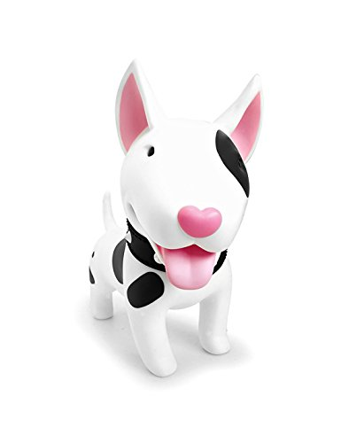 Toy Bull Terrier - DomeStar Cute Dog Bank, Bull Terrier Coin Bank Kids Toy Bank Doggy Puppy Piggy Bank for Girls Boys