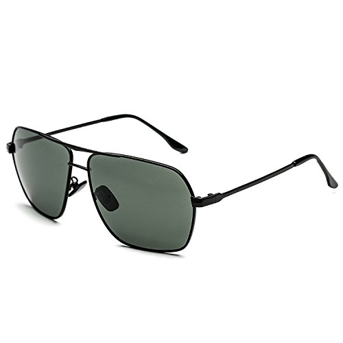 CHB Men's Aviator Polarized Anti-UV HD Designer Sunglasses for - 50 Dollars Sunglasses