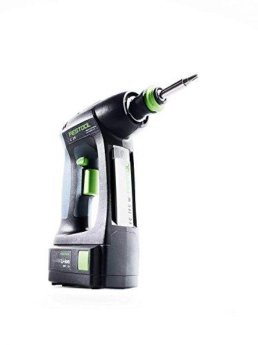 Festool C15 Li 5.2 Plus 564557 Cordless Drill