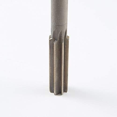 NO LOGO K-Fang tama/ño : 10mm HSS Acero de Alta Velocidad c/ónico Manual v/ástago Fresa m/áquina Escariador H7 de Corte Di/ámetro 10MM-30MM