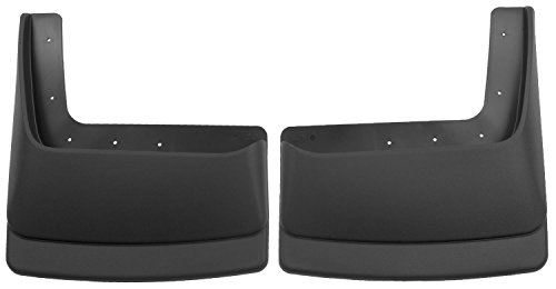 Husky Liners Dually Rear Mud Guards Fits 03-09 Ram 3500 DUAL REAR WHEELS (2008 Dodge Ram 3500 Dually For Sale)