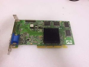 ATI - ATI Rage 128 Pro VGA 16MB AGP Video Card 109-63100-10 - 109-63100-10