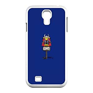 Thor Pikachu Samsung Galaxy S4 9500 Cell Phone Case White Exquisite gift (SA_483301)