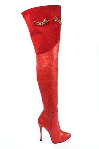 Gianrico Mori, Stivali Da Donna E Stivaletti