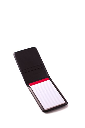 HNR MINI Memo Pad Cover & Holder, 3.25-Inch X 4.5-Inch with 2 Note Pads (HNR1010) ()