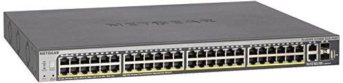 NETGEAR ProSAFE Stackable Switches GS752TXP