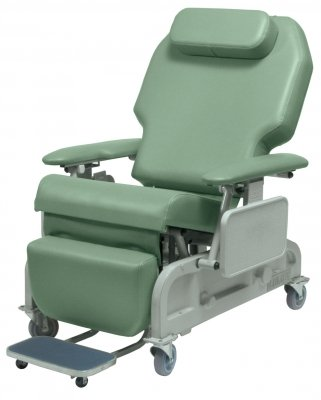 Amazon.com: Graham-Field Health FR588W857 Elc Bari Recliner Jade Ca-133 Lumex: Beauty