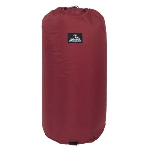 Liberty Mountain Stuff Sack (X-Large/12 x 25-Inch) Colors may vary. Sleeping Bag Storage Sack