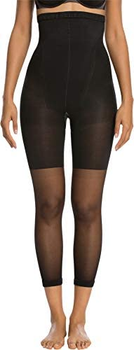Spanx Women's Original High-Waisted Footless Compression Tummy Control Shaper