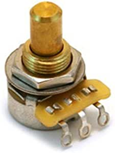 Genuine Fender 100K B Taper Control Pot Multi-Purpose Snap-In Potentiometer