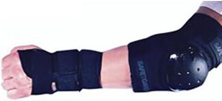 SafeTGard 肘と手首保護パッド スケーター スノーボード インラインスケート