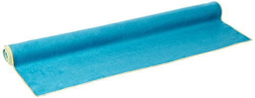 PrAna Maha Yoga Towel, One Size, Cove