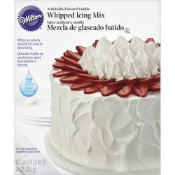 Wilton Bulk Buy Whipped Vanilla Icing Mix 10 Ounces W1241 (3-Pack) by Wilton