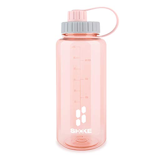 working out water bottle - 1