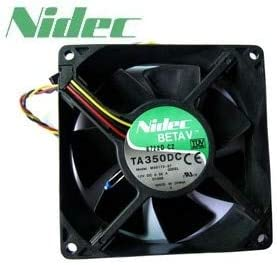 For Nidec TA350DC M35172-57 929232mm 12V 0.55A 3-wire server cooling fan