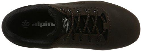 Alpina 680378, Scarpe da Trekking, Uomo, Grigio (grau), 42 1/2 EU