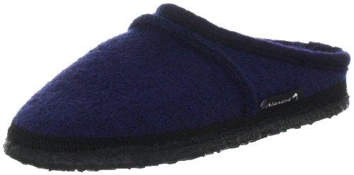 Nanga Gipfel 01-0020 - Pantuflas de fieltro unisex Azul