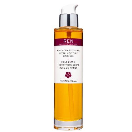 (Ren Moroccan Rose Otto Ultra-Moisture Body Oil)