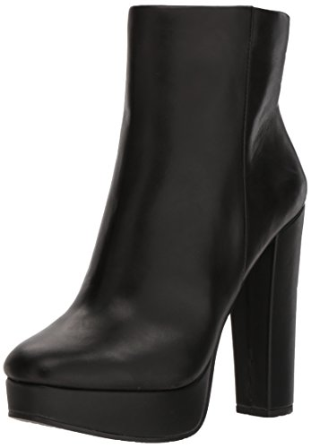 Jessica Simpson Shoes Boots (Jessica Simpson Women's Sebille Fashion Boot, Black Leather, 10 Medium US)