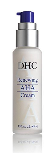 (DHC Renewing AHA Face Cream)