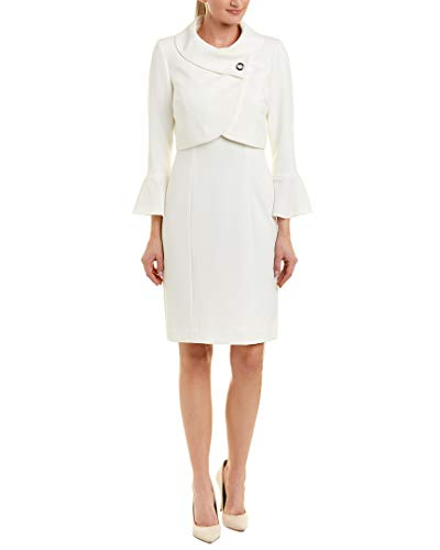 Tahari by Arthur S. Levine Women's Envelope Neckline for sale  Delivered anywhere in USA