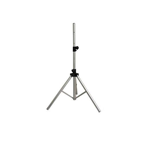 Tripod Holder for TWD 1.2/m via Camping Tripod SAT Antenna Mount Holder for Balcony Tae a/ñadir/á Alu 1.2/m Satellite Antenna Support for Balcony Lighting Camper