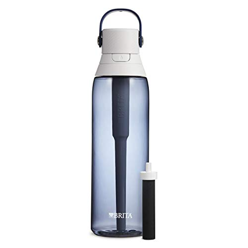Brita 36386 Premium Water Filter Bottles, Night Sky