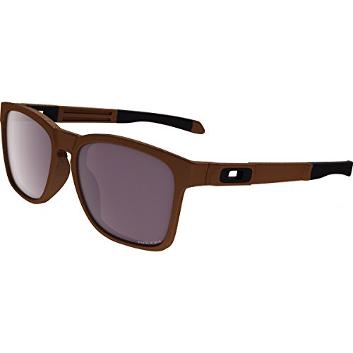 Oakley Adult Catalyst Polarized Sunglasses, Corten/Prizm Daily, One - Prizm Oakley Polarized Daily