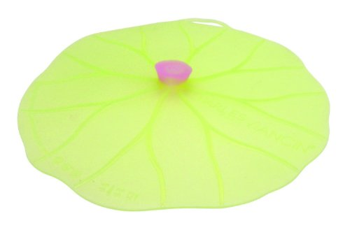 silicone lily pad lids - 8