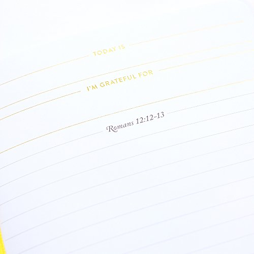 Write the Word Bible Journal: Scripture Faith Journal by Lara Casey (Yellow) by Lara Casey Shop (Image #4)