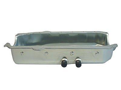 Champ Pans CP150R12 SBC DRY SUMP PAN W/RS #1 (Dry Sump Oil Pan)