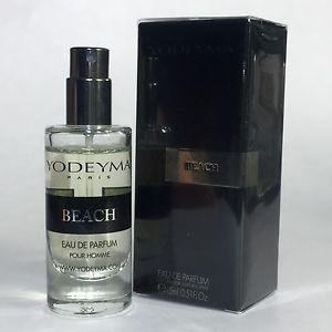 Perfume para hombre Yodeyma Beach, 15 ml