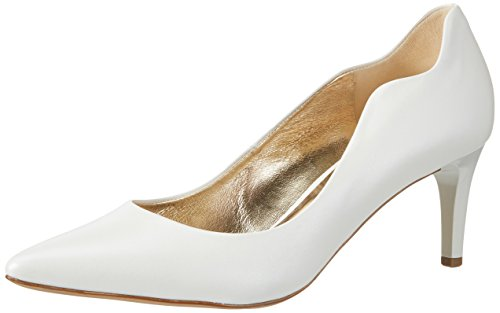 Women's Closed 6773 3 White HÖGL 0300 10 Perlweiß0300 Heels Toe BxdqtXPw