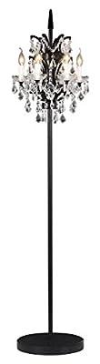 Zuo Modern Phoenix Floor Lamp