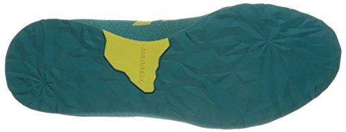 Merrell Womens Civet Sport Casual Lace-up Verde Acqua