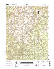 Black Forest, Colorado topo map by East View Geospatial, 1:24:000, 7.5 x 7.5 Minutes, US Topo, 22.8
