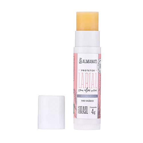 Protetor Labial Natural 4g - Almanati