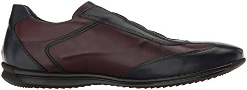Bacco Bucci Heren Gaspari Slip-on Loafer Blauw / Multi