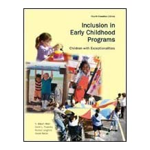 Inclusion in Early Childhood Programs 4ce by K. Eileen Allen (January 13,2006)