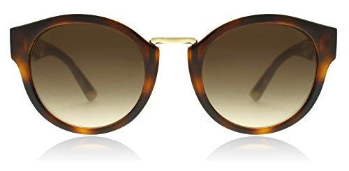 Burberry Womens Sunglasses Tortoise/Brown Plastic - Non-Polarized - 50mm