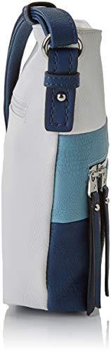 Mujer Azul Bolsos Tom Bandolera Marit Tailor Acc blau FOqSSxRw