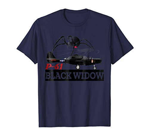 Great Aviation t-shirt. P-61 Black Widow. Awesome t-shirt!