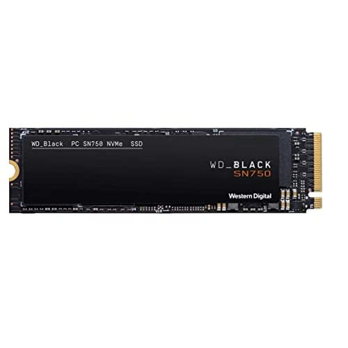 WD_Black 500GB SN750 NVMe...