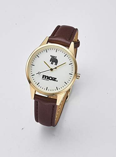 moz CLASSIC WATCH BOOK Gold ver. 付録画像
