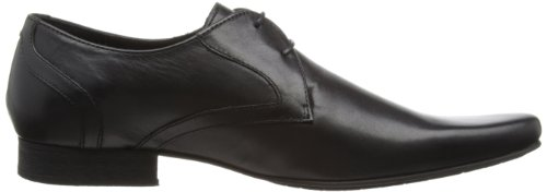 Hudson London LIVINGSTON Herren Derby Schnürhalbschuhe Schwarz (Black)