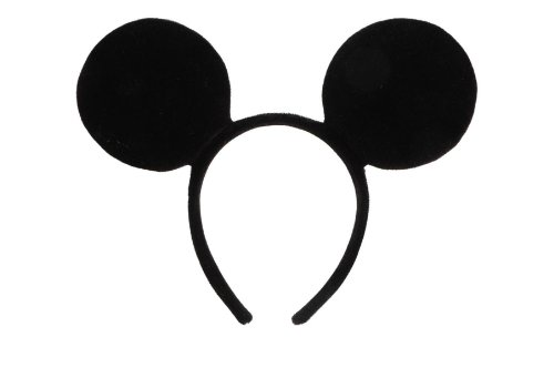 Costumes Ears (Disney Mickey Mouse Costume Ears Headband for Women elope)