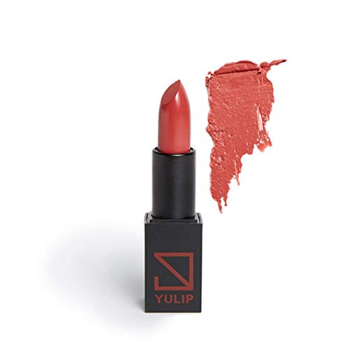 [YULIP] AM11:00 Organic Lipstick : Gluten-free, Paraben free, Moisturizing, Non-toxic,Fragrance-free, K-Beauty, Dried Rose Color